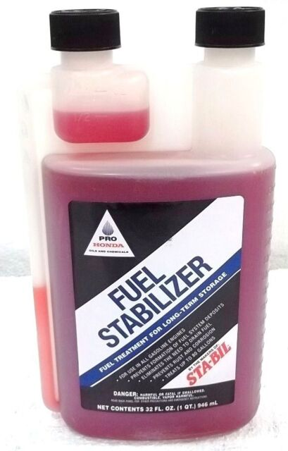 Honda Genuine Part 32oz Fuel Stabilizer w/ Sta-Bil  #08732-0033
