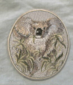 D506-AUSTRALIAN-KOALA-BEAR-CLOTH-PATCH