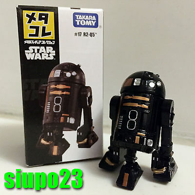 Takara TOMY ~ Star Wars #13 First Order Flametrooper Mini Metal Figure