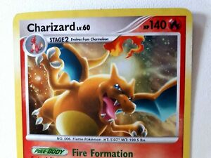 2009-Pokemon-Areus-Platinum-Set-Holo-Charizard-1-99-LP-EX