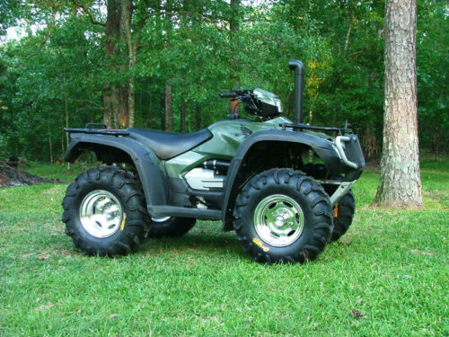 TriangleATV RISER SNORKEL KIT 2006-2013 Honda Rubicon 500 ATV