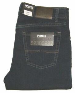 Pioneer-Rando-W-33-L-30-Stretch-Jeans-Blue-Black-2-Wahl-Ware-1680-9638-02