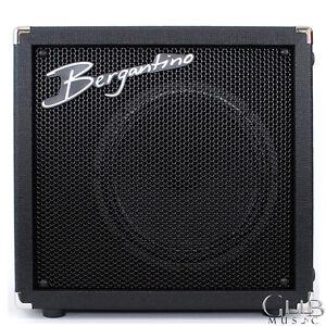 bergantino ad112 advanced design 1x12 electric guitar speaker cabinet ad112 ebay. Black Bedroom Furniture Sets. Home Design Ideas