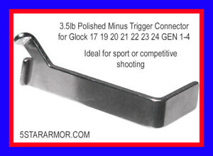 New-Ultimate-3-5lb-Trigger-Connector-fits-all-Glock-models-Generations-1-4