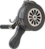 Handheld Loud Hand Crank Manual Operated Air Raid Alarm Metal Portable Siren