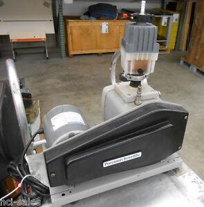 Precision vacuum pump 51220004 w marathon electric motor for Precision electric motor sales