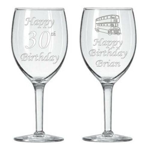 Birthday Gift Engraved Wine Glass Niece Auntie- Aunt Present Sister