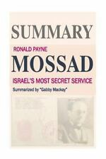 Summary: Mossad - Israeli's Most Secret Service by Ronald Payne: By Mackay, G...