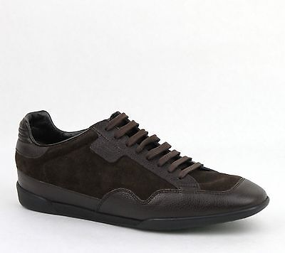 Mens Lace Up Suede Sneakers Color /& Size Options