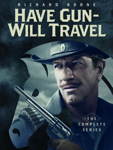 Have-Gun-Will-Travel-The-Complete-Series-35-Disc-DVD-NEW