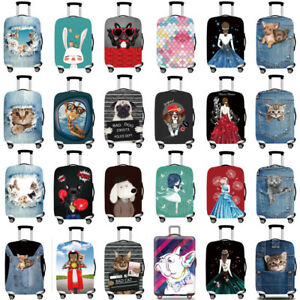 Travel-Luggage-Suitcase-Elastic-Cover-Case-Dustproof-Antiscratch-Protector-18-32