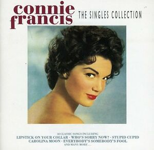 Connie-Francis-Best-of-New-CD