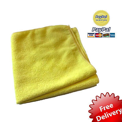 Microfibre Detailing Cloth - LINT FREE TOWEL Home DIY