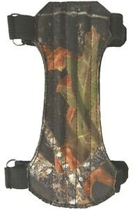 18cm LONG X 7cm WIDE CAROL TARGET ARCHERY ARM GUARD SUEDE LEATHER AG213B .