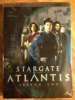 Stargate Atlantis Season 2 - Mint Sealed Dvds