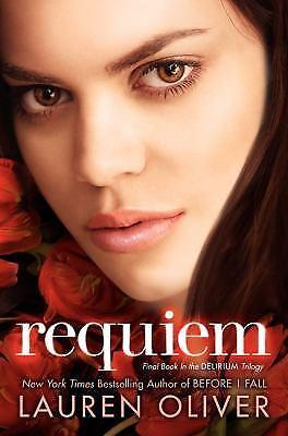 Requiem (Delirium Trilogy)-ExLibrary