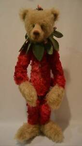 Out-Of-The-Woods-Originals-Mohair-Artist-Bear-Signed-With-Tag