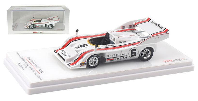 TrueScale Porsche 917 10  6 vincitore MOLSON Cup 1972-Mark Donohue 1 43 SCALA