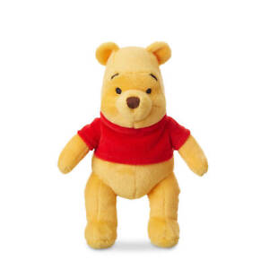 Disney-Authentic-Winnie-the-Pooh-Plush-Stuffed-Animal-8-034-Boys-Girls-Toy-Gift-NEW