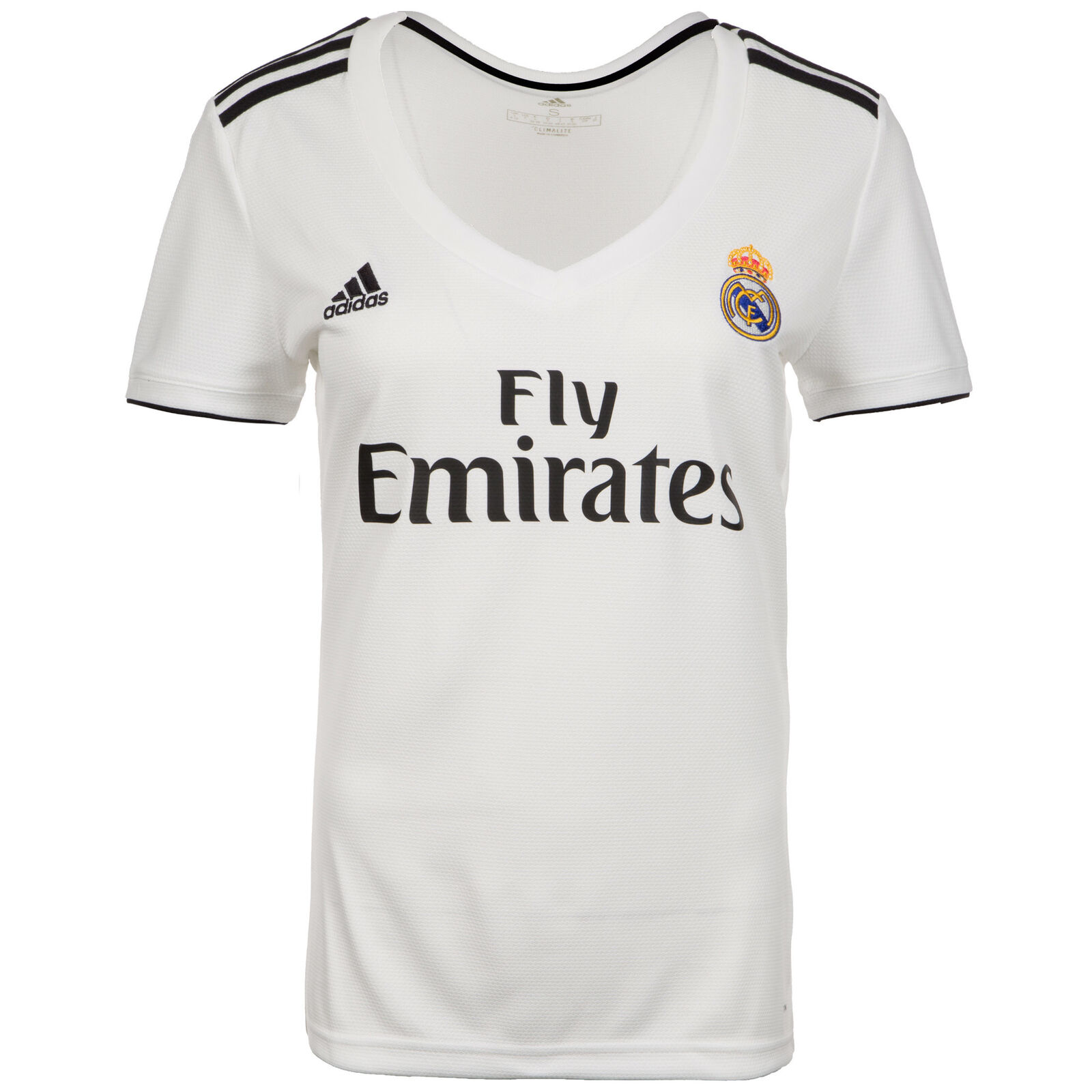 Adidas Performance Real Madrid Trikot Home 2018 2019 2019 2019 Damen Weiß NEU e5c30a