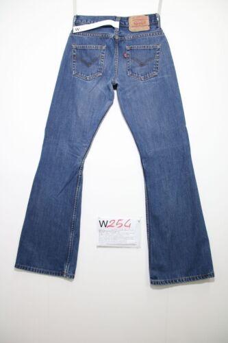 W27 Tg w254 Jeans Cod Femme Boyfriends Levi's 41 516 L32 Flare Bootcut CXq660pw