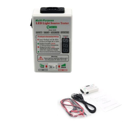 LED LCD TV Backlight Tester Meter Tool Lamp Beads Detector Repair GJ3C  sz#