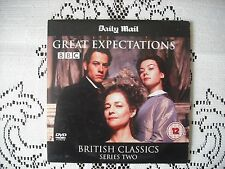 MAIL PROMO DVD FILM - DICKENS - GREAT EXPECTATIONS - BRITISH CLASSIC SERIES 2