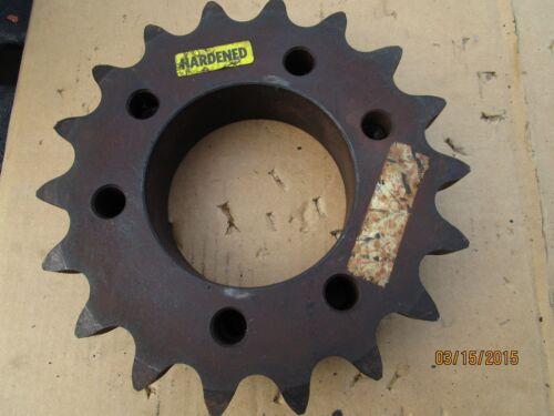 """QD Piñón 3 3//4/"""" de diámetro con Cojinete de Bronce Orificio de 3.800 Martin Piñón /& Gear 100E18H"""
