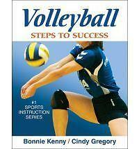 1 of 1 - Volleyball: Steps to Success-ExLibrary