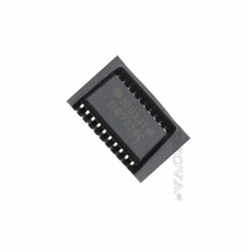 O 20-Soic yv 5 Stücke TLC7226C Ti 8Bit 5Us Quad Dac P