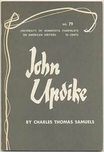 University of Minnesota Pamphlets on American Writers