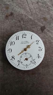 Jewelry & Watches Self-Conscious Vintage 39.6mm Majestic Pocket Watch Movement