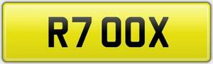R7-OOX-CAR-REG-NUMBER-PLATE-269-COMPLETE-007-THEME-5-DIGIT-NOT-DATELESS-OOO