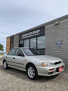 1999 Subaru Impreza TS AWD Auto BC car