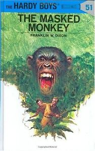 The-Masked-Monkey-Hardy-Boys-No-51-by-Franklin-W-Dixon