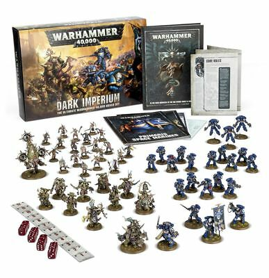 Warhammer 40.000 Dark Imperium (tedesco) Primaris Death Guard Games Workshop 40k