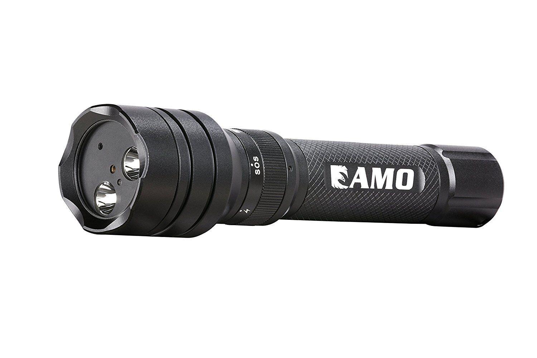 AMO-Tech VF20 Taschenlampe Kamera Aufnahme Licht Speicher LED Lampe
