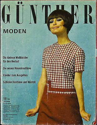 Günther Moden 10.1966