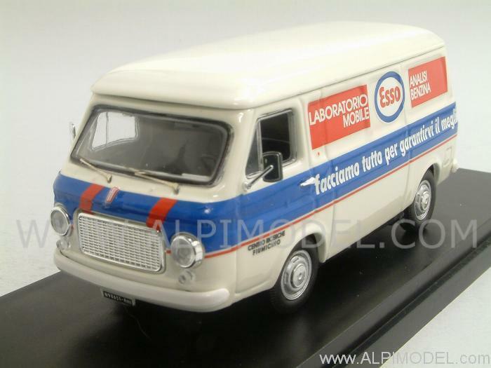 Fiat 238 Van 'Esso' 1974 1 43 RIO 4289