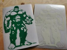 Hulk Incredible Hulk Green Fun Cartoon Sticker Decal Graphic Vinyl Label V1
