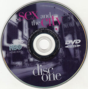 SEX-AND-THE-CITY-SEASON-ONE-DISC-1-REPLACEMENT-DVD-DISC-ONLY