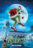 The Grinch Movie Poster Print - Jim Carrey Poster - 11 X 17 Inches