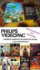 G7000 Philips Videopac 4 G 7000 Rarität Retro Sammler