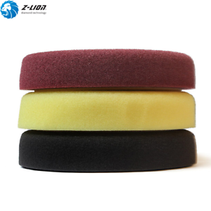 6 Inch Buffing Compound Polishing Pad Kit 3Pcs Buffing Sponge for Car Polisher