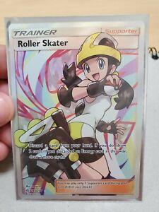 Pokemon Card TCG Trainer Roller Skater Full Art Cosmic Eclipse 235 Ultra Rare