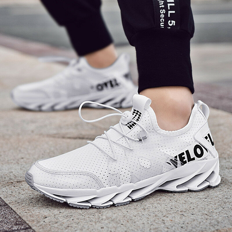 Men's Blade Sports Sneakers Fashion shoes Springblade Leisure  Athletic Running