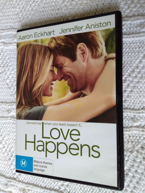 Love Happens (DVD, 2010) R-4, LIKE NEW, FREE SHIPPING WITHIN AUSTRALIA