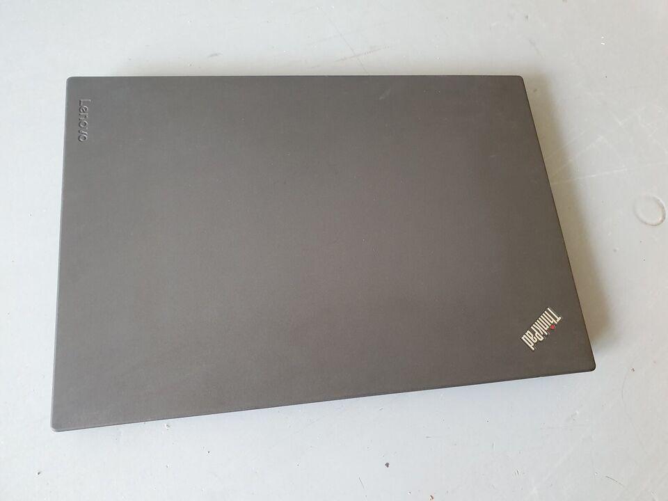 Lenovo Thinkpad T460, Core i5 - op til 2,8 GHz, 8 GB ram