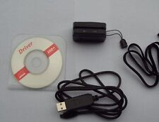 portable data collector magstripe reader minidx3 magnetic swipe card mini300 MSR