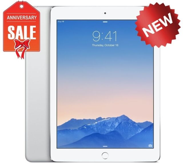 NEW Apple iPad mini 3 16GB, Wi-Fi + 4G AT&T (UNLOCKED), 7.9in - SILVER
